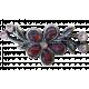 Midnight Romance - Elements Set - Gemmed Flower