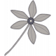 In Her Memory Mini Kit - Flower