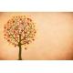 Autumn Tree Card 1
