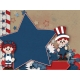 Celebrate America Journal/Pocket Card