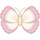 Sweet Vintage Butterfly