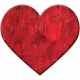 Valentine Grunge Heart #1