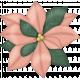 Retro Holly Jolly Poinsettia #1