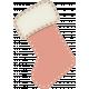 Retro Holly Jolly Stocking #1