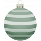 Retro Holly Jolly Ornament #8