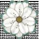 Retro Holly Jolly Flower #7