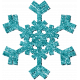 Winter Fun - Snowflake #3