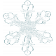 Winter Fun - Snowflake #4