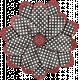 Ladybug Garden- flower #1