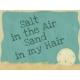Just Beachy- journal/pocket card 1