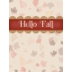 Fall in Love- pocket card 3, 3x4