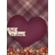 Fall in Love- pocket card 4, 3x4