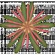 Christmas Magic- sparkle flower 8