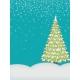 Christmas Magic- pocket card 2, 3x4