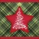 Christmas Magic- pocket card 3, 4x4