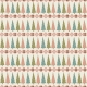 Retro Holly Jolly- pattern paper 4