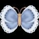 Vintage Memories - butterfly