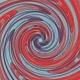 Kumbaya - swirl paper 1