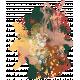 Santa Fe- Paint Splatter