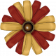 A Little Witchy- flower 5
