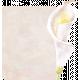 Pretty Botanics - Calla Lily Shaped Journal Card