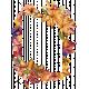 Floral Elegance Wildflower Frame 1