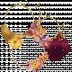 Floral Elegance Wildflower Frame 3