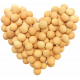 Wafer Cookie Heart