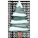 Winter Day Snowy Evergreen Tree