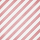 Winter Fun- Snow Baby Paper Pink Stripes