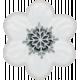 Winter Fun- Snow Baby White Flower Snowflake