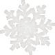 Winter Fun- Snow Baby White Snowflake