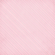 Spring Day Collab- May Flowers Pink Striped Paper
