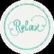Nature Escape- Relax Round Tag