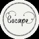 Nature Escape- Escape Round Tag
