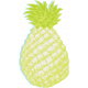 Summer Lovin' July 2017 Blog Train- Pineapple