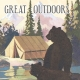 Into the Woods- The Great Outdoors Journal Card 4x4