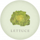 Garden Tales Elements- Lettuce Round Tag