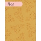 Fall Flurry Noted Journal Card 3x4
