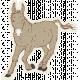 Petting Zoo Donkey Sticker