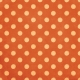 Pumpkin Spice- In the Orchard Large Polka Dot Paper