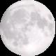 Elegant Autumn Moon