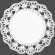 New Day Baby Doily