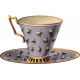 Fresh - Purple Teacup