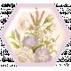 May Good Life- Luncheon Floral Haxagon Brad