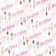 June Good Life- Summer Mini Ice Cream Paper