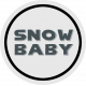 Snow Baby Template- Snow Baby Label