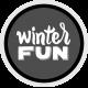 Snow Baby Template- Winter Fun Label