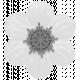 Snow Baby Template-Snowflake Flower 02