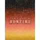 Bonfire Memories Time for a Bonfire Journal Card 3x4